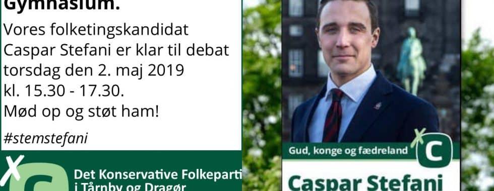Paneldebat 2. maj 2019
